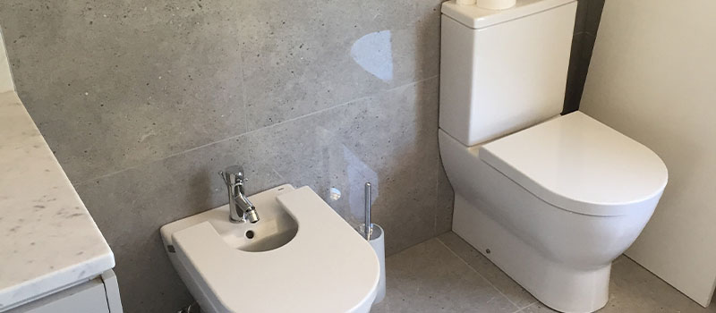 New home plumbing & drainage