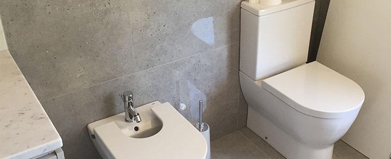 general plumbing & new bathrooms
